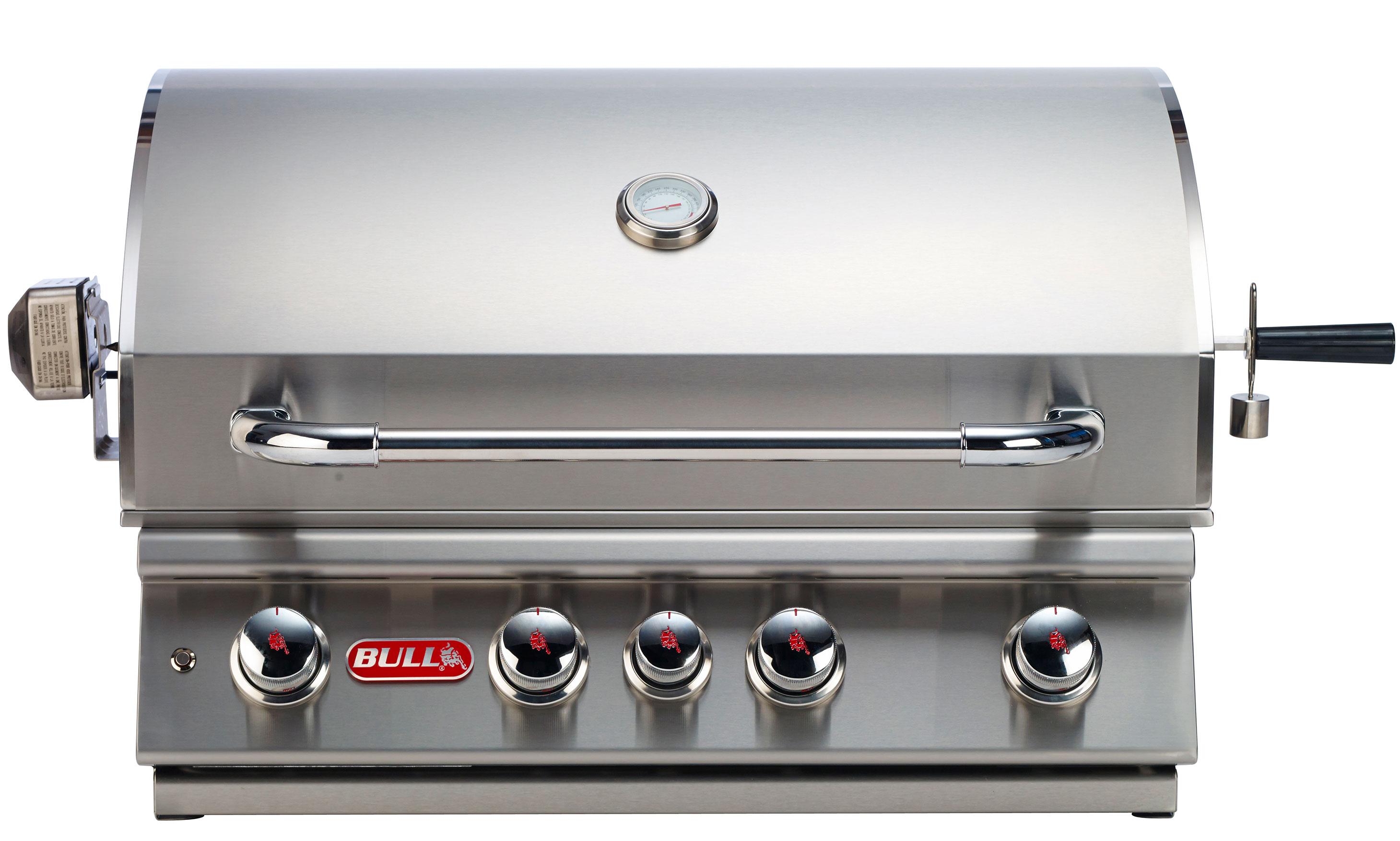 נפלאות גריל גז בנוי למטבח גינה BULL ANGUS IH-44