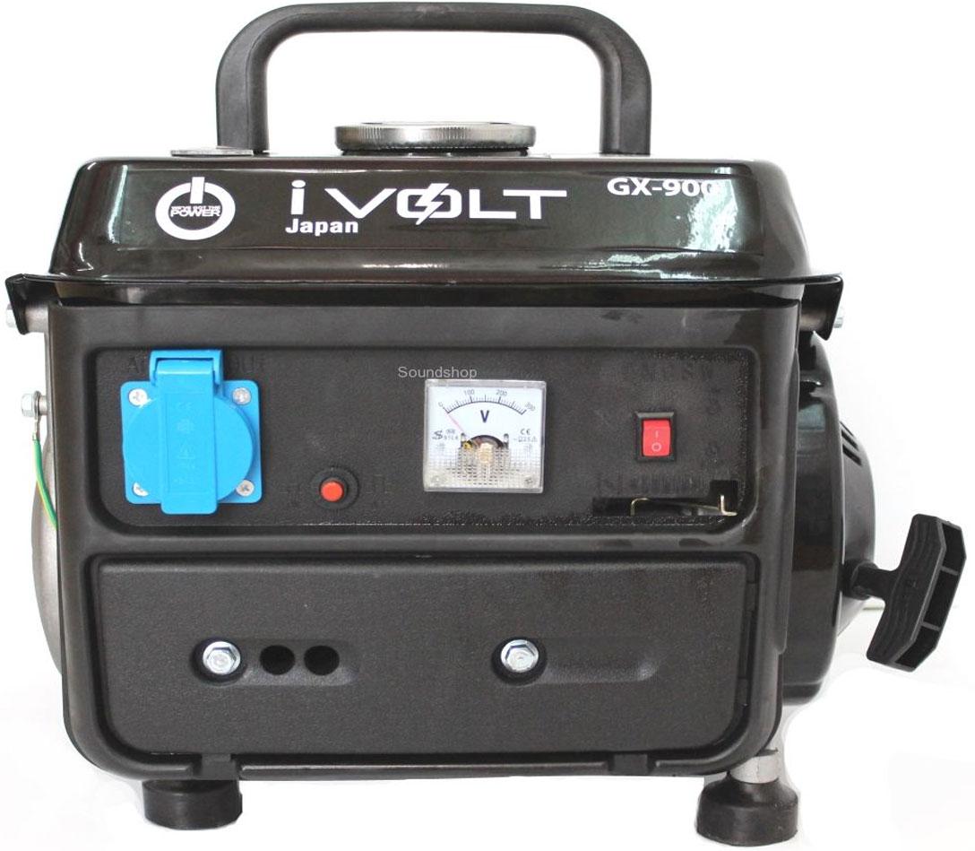 אולטרה מידי גנרטור בנזין נייד 900 וואט I-VOLT GX-900   JZ-93