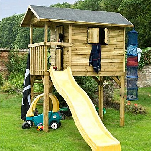 מעולה בית עץ לילדים גבוה UNIVERSO WISTLER PARK | OJ-17